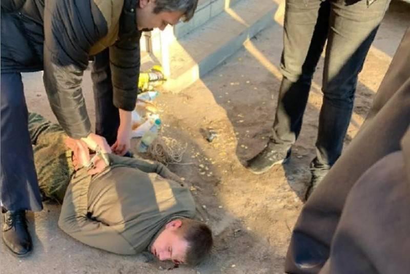 Der Wehrpflichtige, der seine Kollegen in Woronesch erschoss, wurde festgenommen