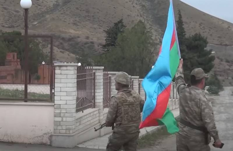 There is an opinion in Azerbaijan that politicians did not allow the final victory in Karabakh