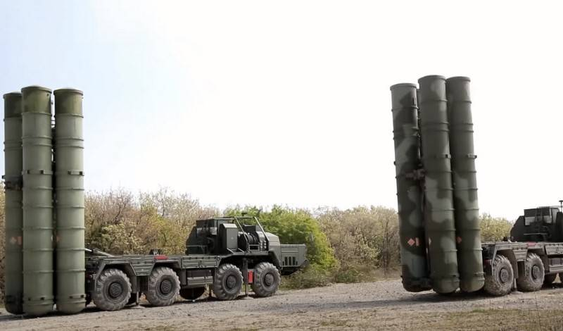 """""""The state defense order was completed ahead of schedule"""": Almaz-Antey handed over to the Ministry of Defense a regimental set of S-400 air defense systems"""