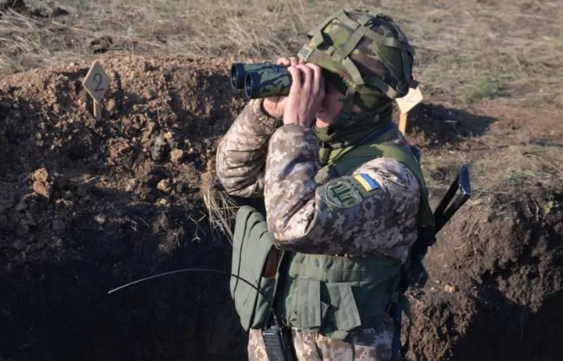 Kiev a proposé d'interner de force des Russes du Donbass en cas de guerre