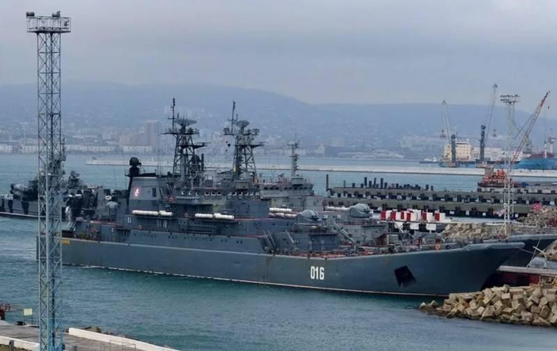 러시아는 수단에 러시아 해군을위한 물류 센터를 만들 것입니다