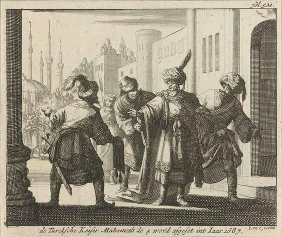"""""""Game of Thrones"""" nell'Impero Ottomano. Le ultime vittime della legge di Fatih"""