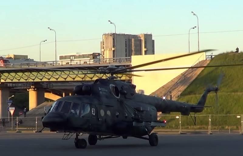 फिलीपीन रक्षा मंत्रालय का इरादा रूसी एमआई -171 हेलीकॉप्टर खरीदने का है