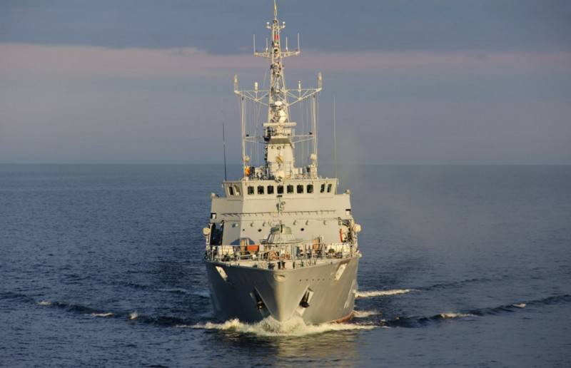 """The new minesweeper """"Yakov Balyaev"""" for the Pacific Fleet entered state tests"""