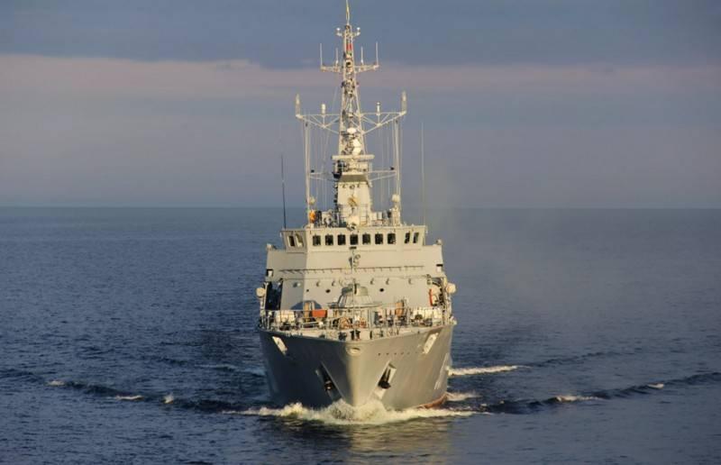 太平洋艦隊の新しい掃海艇「ヤコフ・バリャエフ」が州の試験に参加