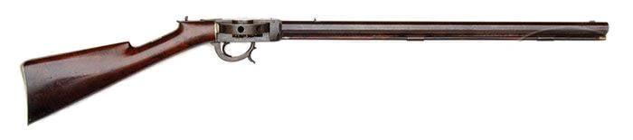 Револьверные карабины США: долгий путь к совершенству