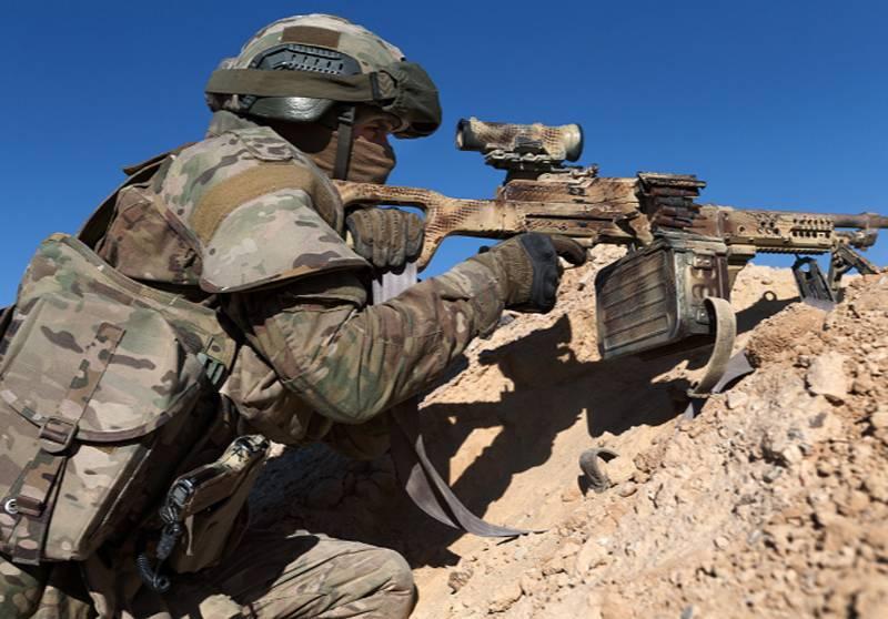 """""""L'oggetto è stato identificato, quindi - ricognizione, preparazione e assalto"""": le forze speciali come strumento importante della guerra moderna"""