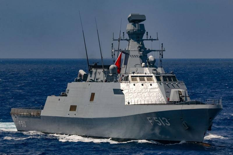 Ukraine tends to purchase Turkish-made corvettes