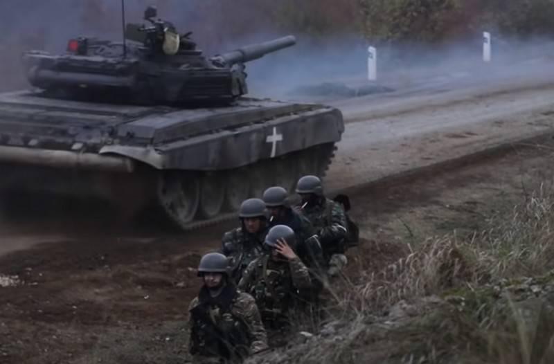 El número de militares muertos durante la guerra en Karabaj fue nombrado en Armenia