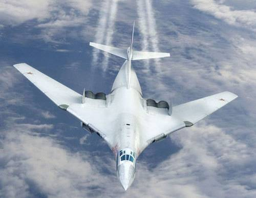 Tu-160: say a word about poor supersonic
