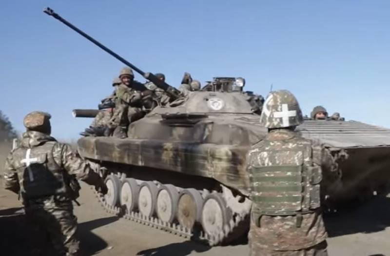 Militärdokumentation über die letzte Schlacht um Shushi in Karabach