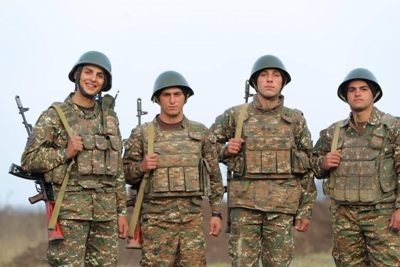 戦争 アルメニア