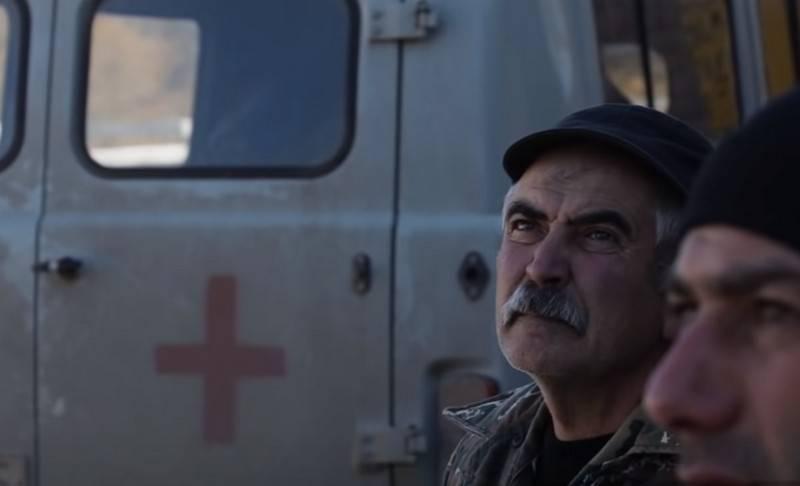 Армения обнародовала новые данные о потерях в Карабахе