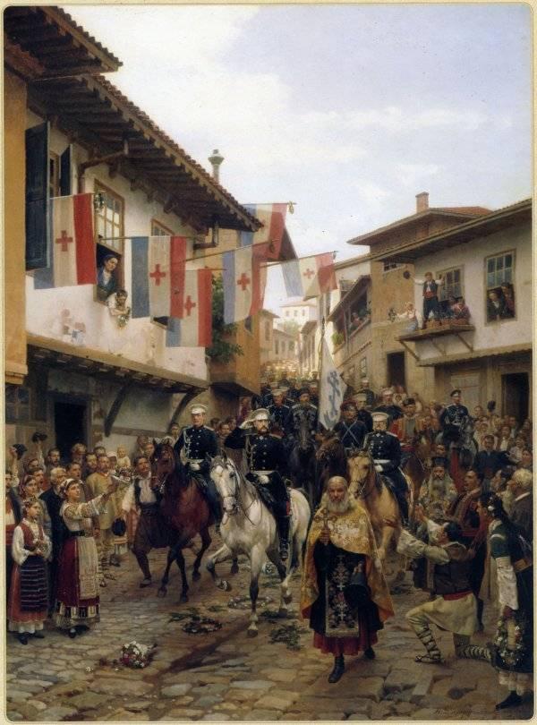 La Bulgarie dans le cadre de l'État ottoman