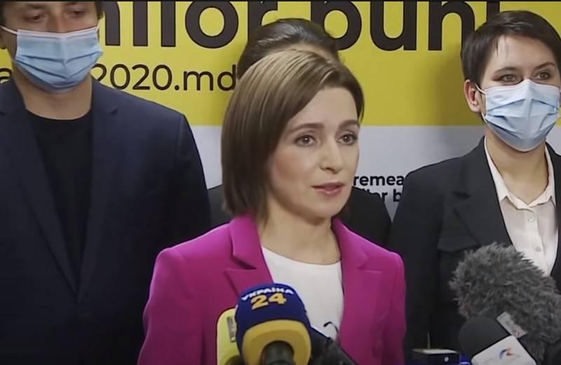 Presidente de Moldavia: Un enfoque suave no nos ayudó a resolver el problema de Transdniéster