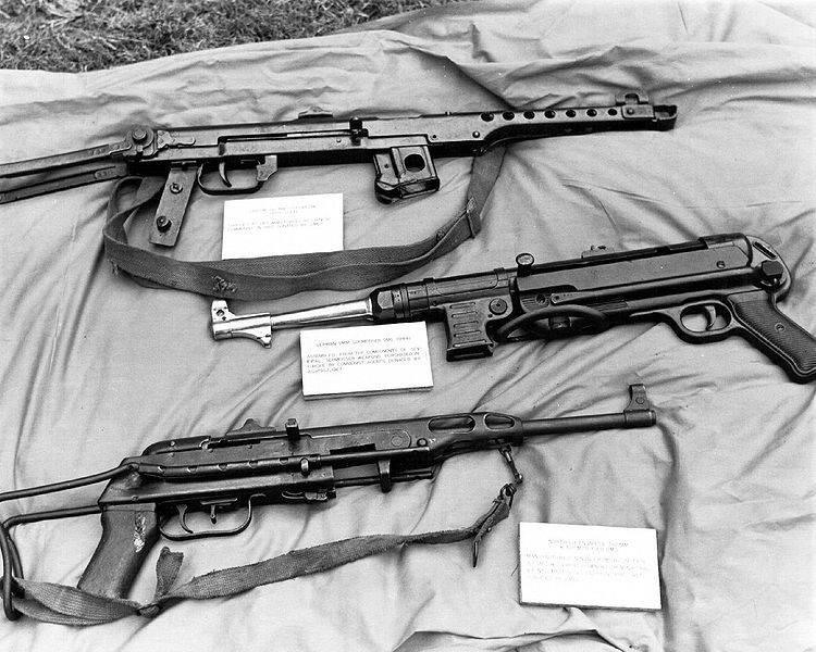 Antes del rifle de asalto Kalashnikov, un arma de la guerra de Vietnam