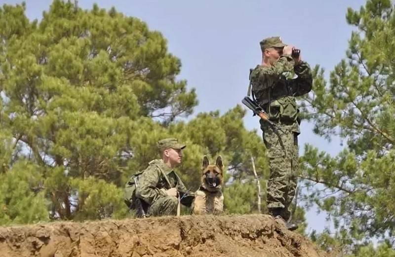 Rus sınır servisi Ermenistan ve Azerbaycan sınırına ek kuvvetler konuşlandırıyor