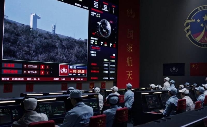 China nimmt einen neuen bodengestützten Antennenkomplex für den Weltraum in Auftrag