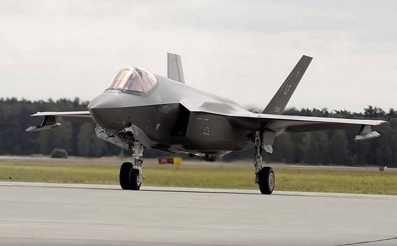 In the US, the release of the F-35 is called a threat to the program to create a sixth generation fighter
