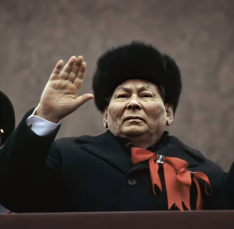 """Konstantin Chernenko - the most """"dim"""" and mysterious leader of the USSR"""