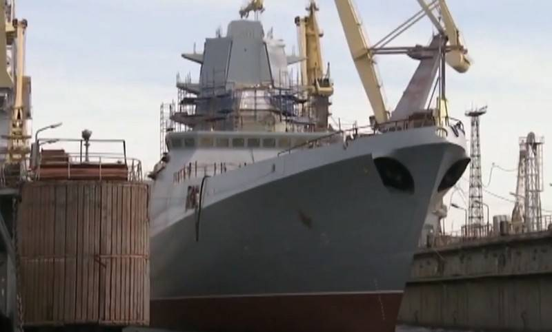 UEC began serial delivery of Russian diesel-gas turbine units for frigates of project 22350