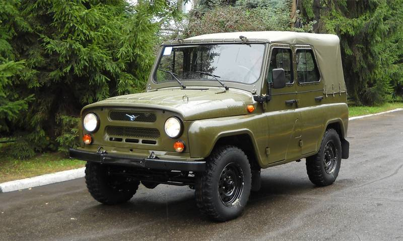 """""""UAZ is far from economical"""": the Czech Republic calculated the benefit from the army's transition to Toyota Hilux"""
