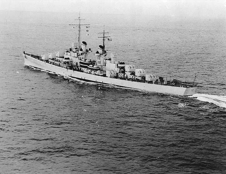 Combat ships. Cruisers. A charming misunderstanding