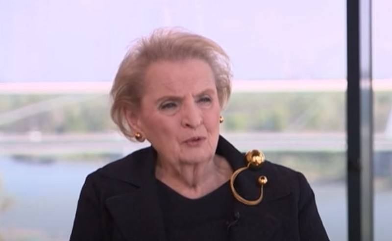 """""""Russia has too much wealth for one country"""" - the Czech press compared the words of Albright and Goebbels"""