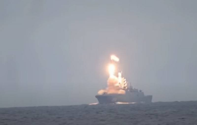 The Northern Fleet has successfully tested the Zircon hypersonic missile