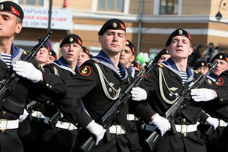 November 27 - Day of the Russian Marine Corps