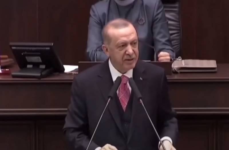 Erdogan intends to improve relations with the United States