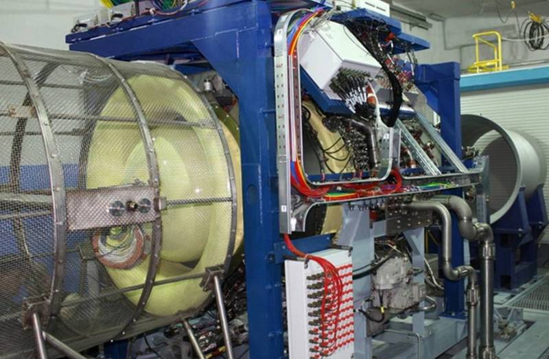 Russian aircraft engine PD-8: the timing of the start of tests of the gas generator announced