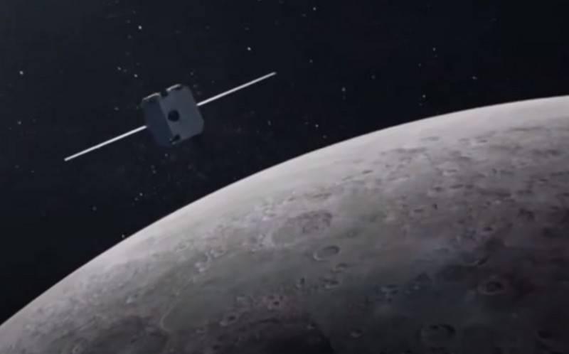 Посадочный модуль китайского аппарата «Чанъэ-5» начал подготовку к прилунению