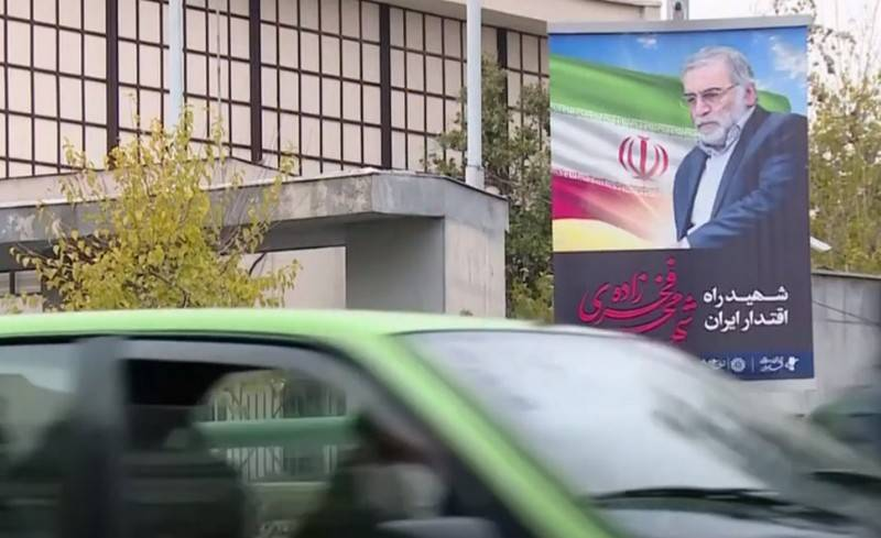 Tehran announced the identification of the organizer of the assassination of an Iranian nuclear scientist