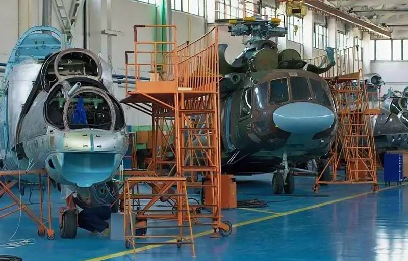 Ukraine will repair two helicopters of one of the NATO countries