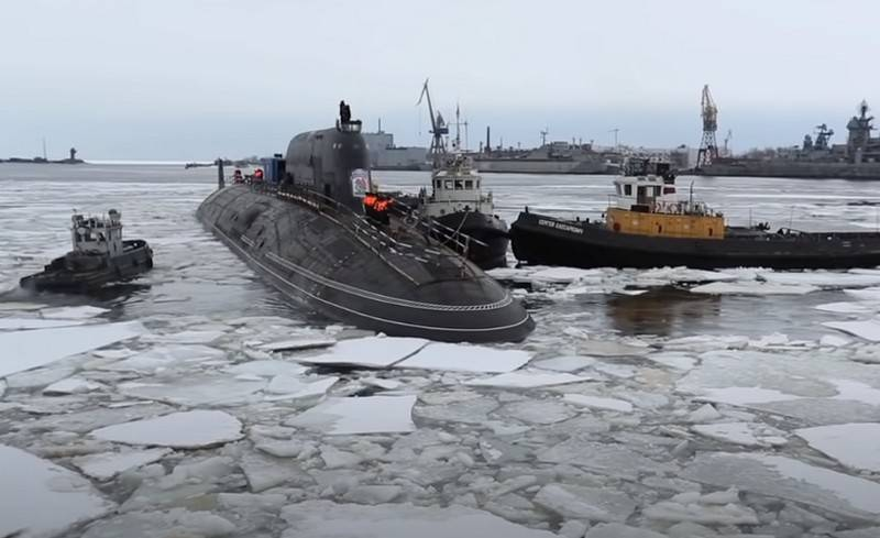 """Nuclear submarine """"Kazan"""" of project 885M """"Yasen-M"""" undergoing state tests completed the launch of """"Onyx"""""""