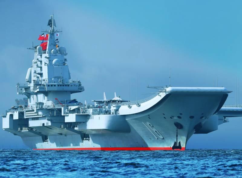 Зачем им всем авианосцы? Китай
