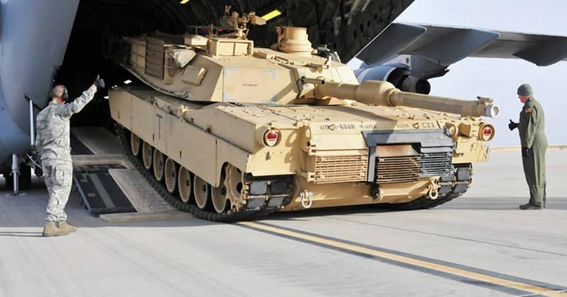 Танковый переполох. Пентагон намерен оснастить бронетехнику искусственным интеллектом