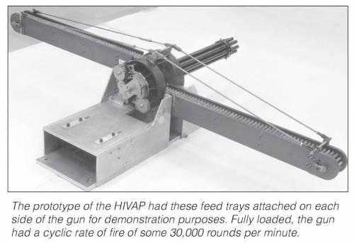 기관총 HIVAP