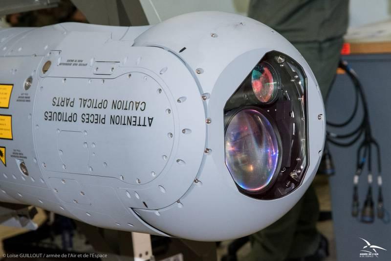 Thales TALIOS targeting pod