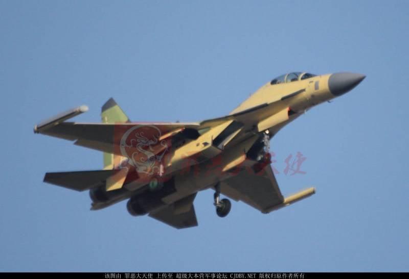 Советские и российские корни китайских истребителей