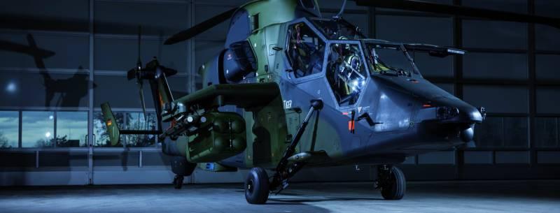 Перспективы «Тигра»: европейские ударные вертолеты станут намного опаснее