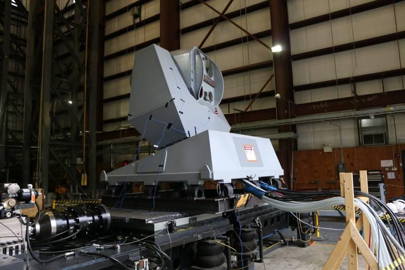 ВМС США создали и осваивают новое лазерное оружие