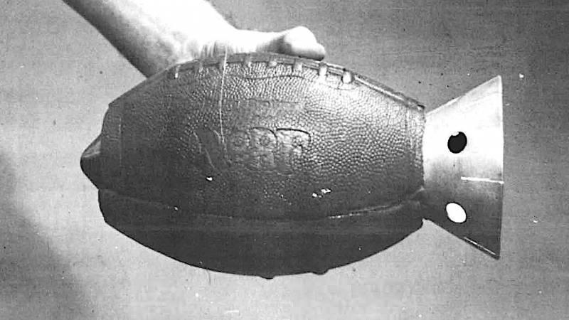 Противотанковый мяч. Забытый спортивный эксперимент Пентагона