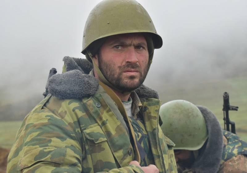 Названо число обнаруженных в Карабахе тел армянских военных