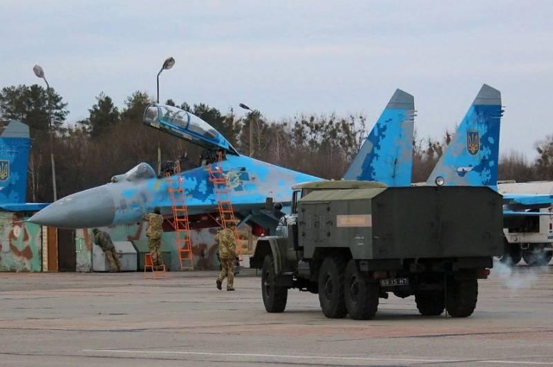 Украинский лётчик-испытатель рассказал, как распродавалась военная авиация Украины