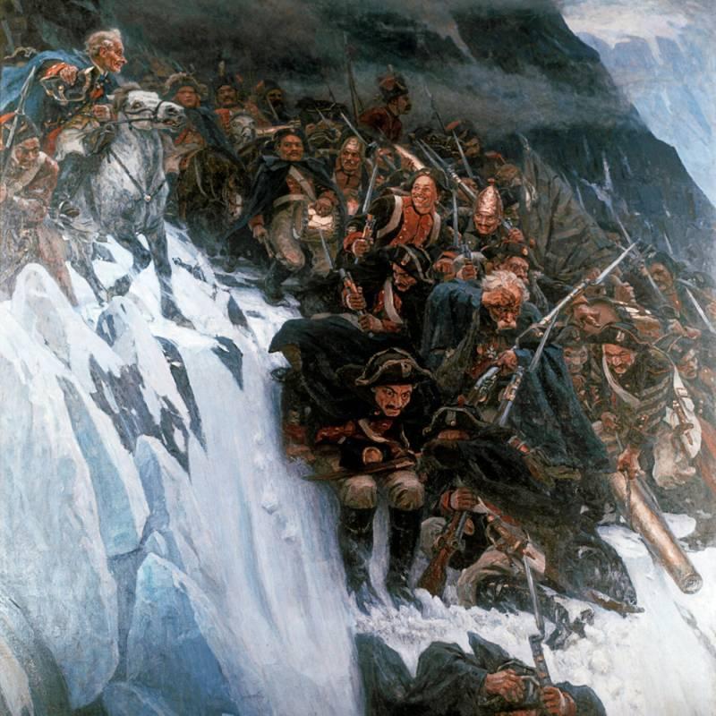 «Удивить – победить!» Начало военной карьеры Суворова