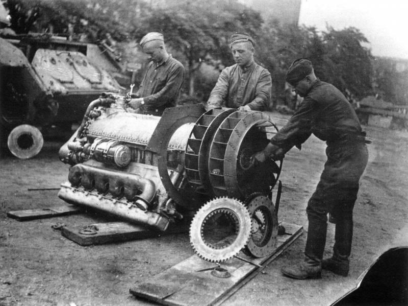 Броня для «Иосифа Сталина». Расцвет советского тяжелого танкостроения