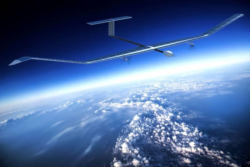 Солнечные батареи для БПЛА