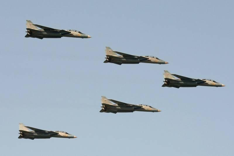 Военновъздушни и космически сили на Иран /снимки, видео /